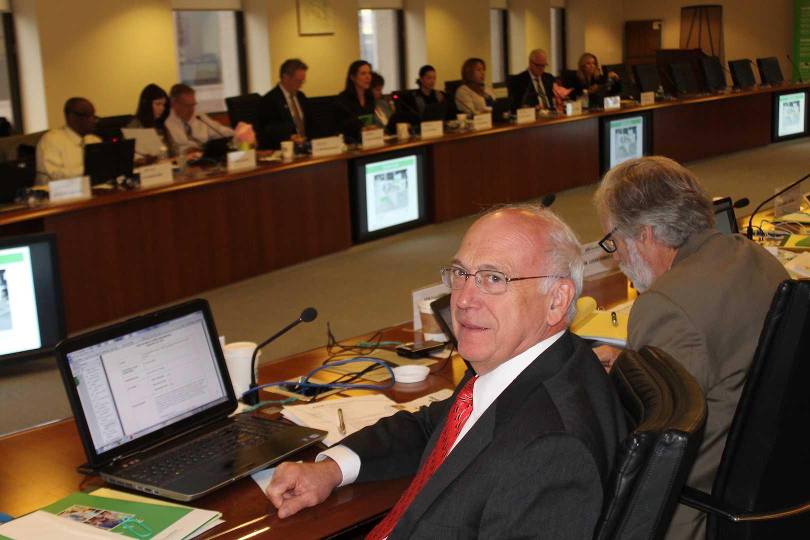 Dr. Bill Calnon, President and Interim Executive Director, ADA Foundation